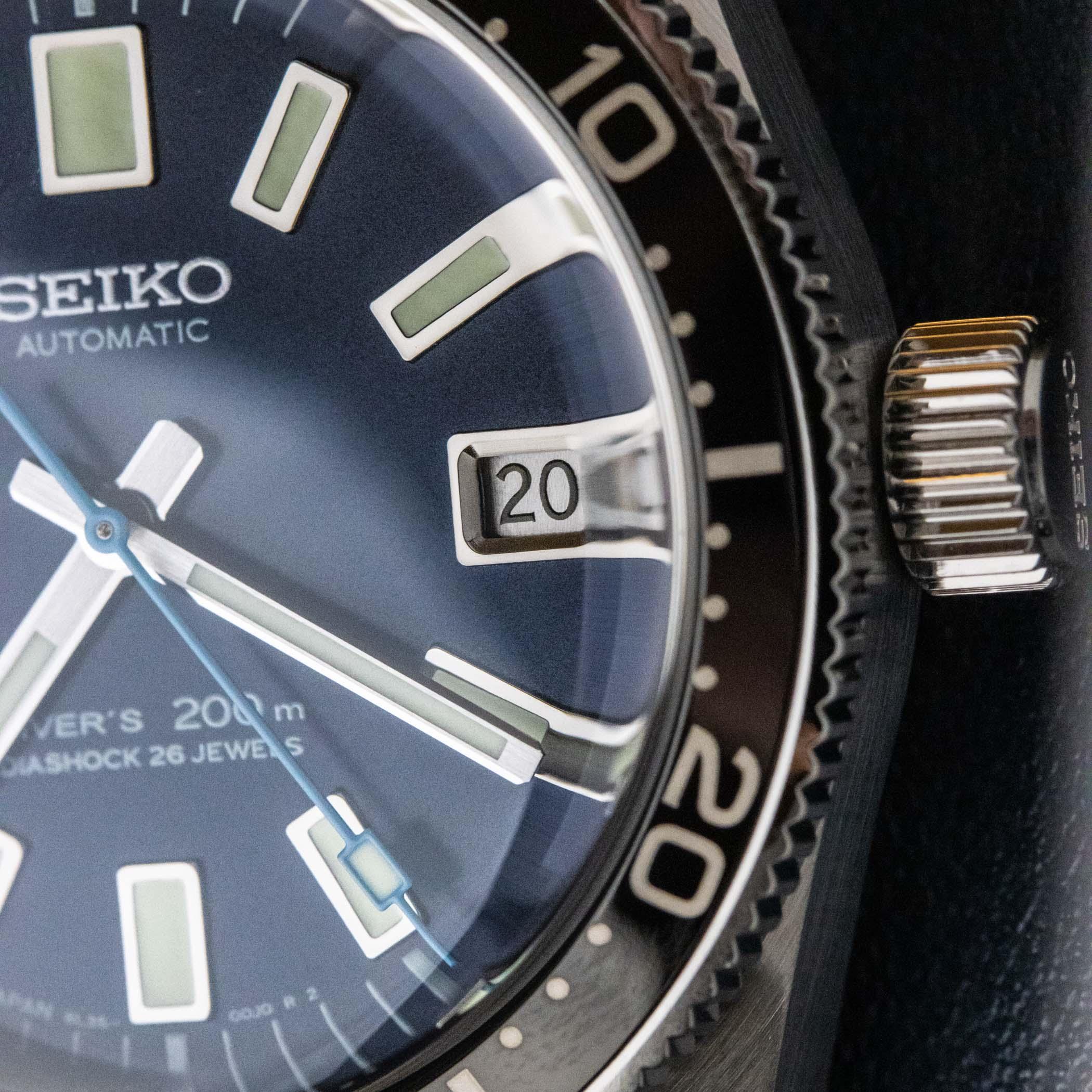 Seiko Prospex Divers 55th Anniversary SLA043J1