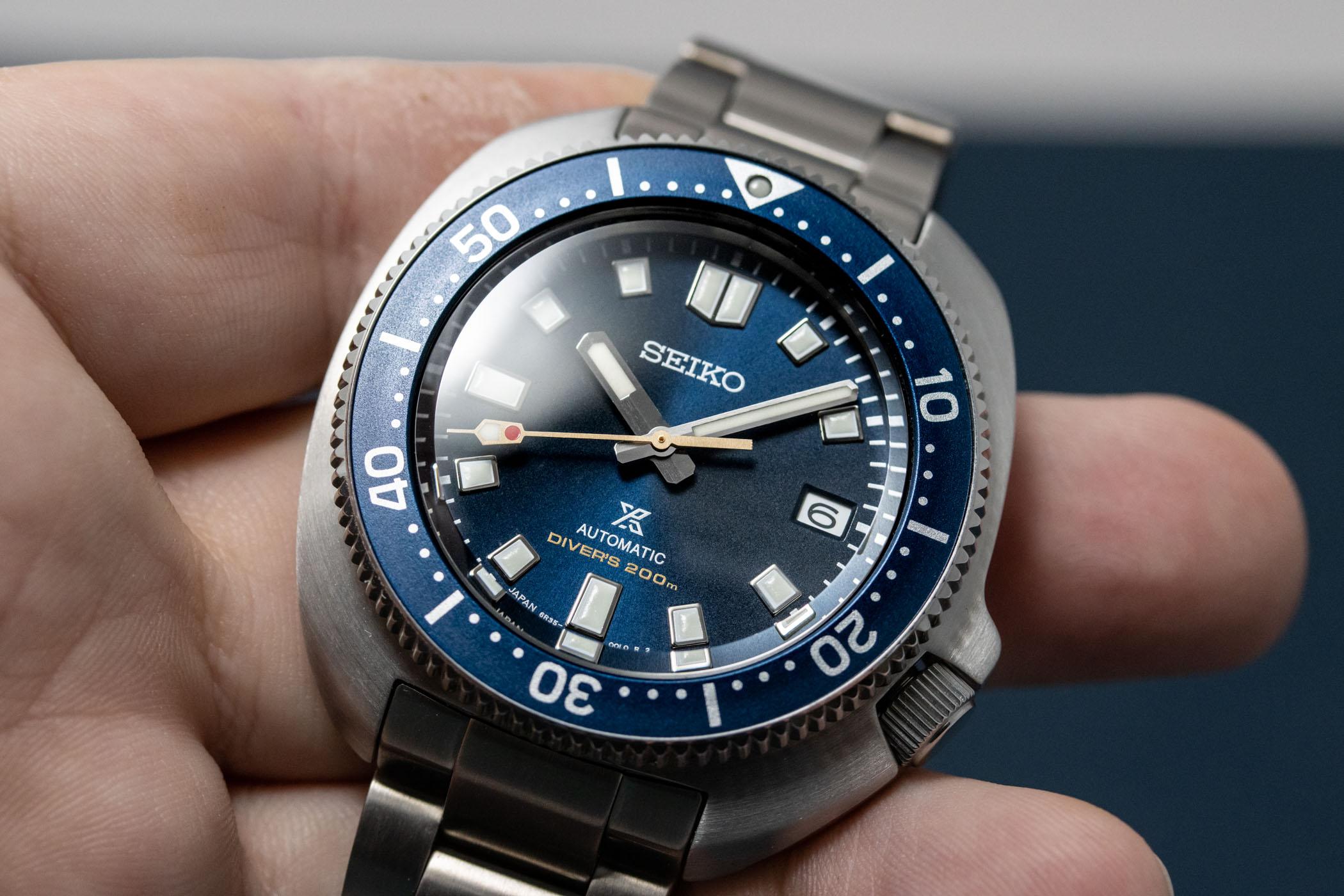 Seiko Prospex Divers 55th Anniversary SPB183J1