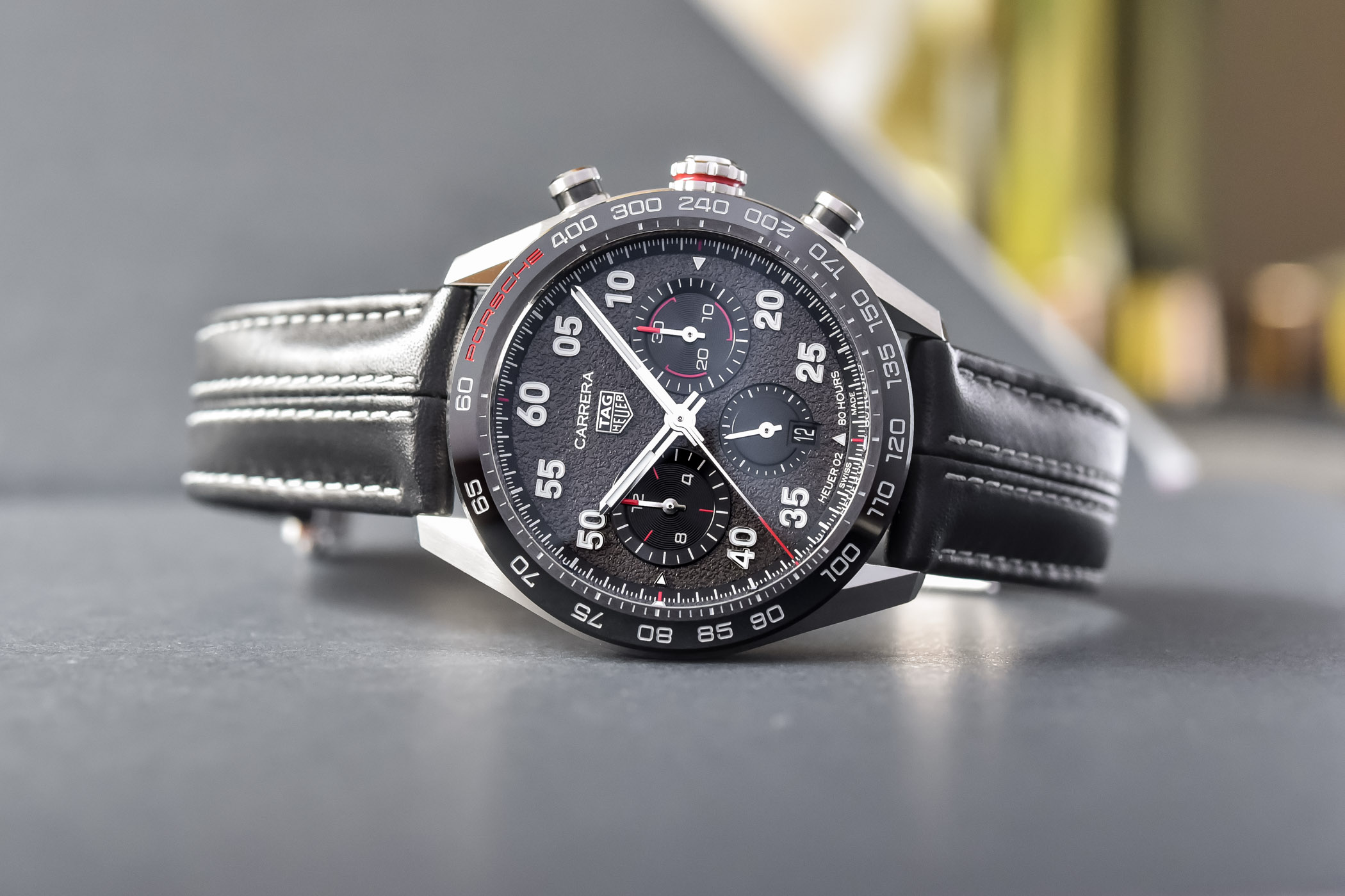 TAG Heuer Carrera Porsche Chronograph Special Edition 44mm Calibre Heuer 02 Automatic