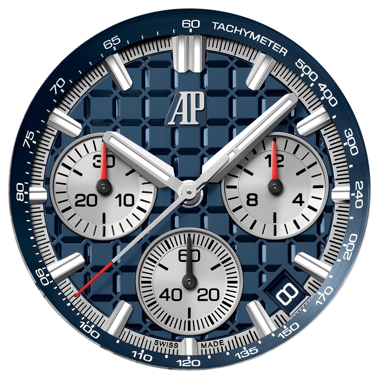 Audemars Piguet Royal Oak Offshore Selfwinding Chronograph 43mm 2021