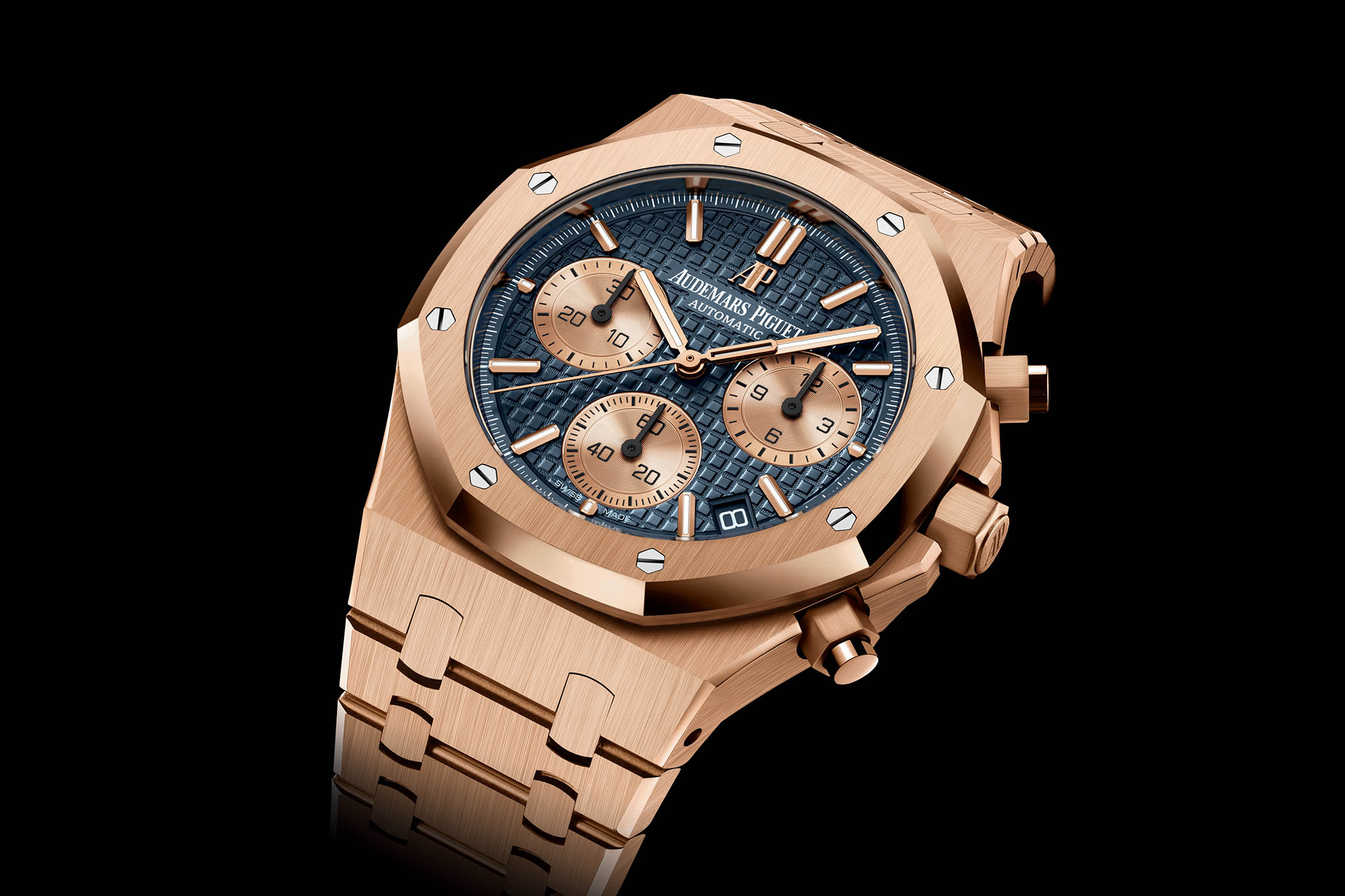 Audemars Piguet Royal Oak Selfwinding Chronograph 41mm Calibre 4401 - 2021 edition - 26239OR