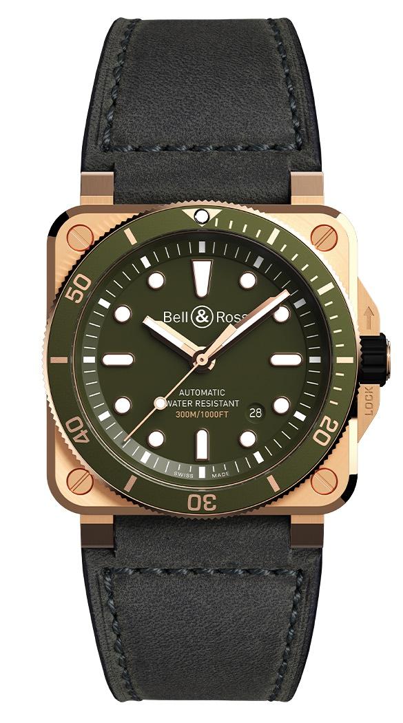BR03-92-Diver-Bronze-green