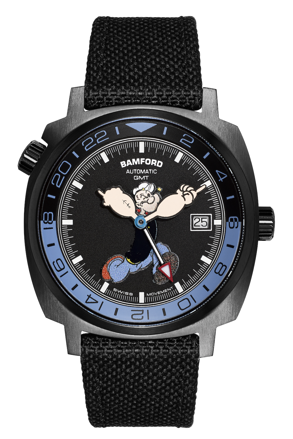Bamford London Popeye GMT Limited Edition