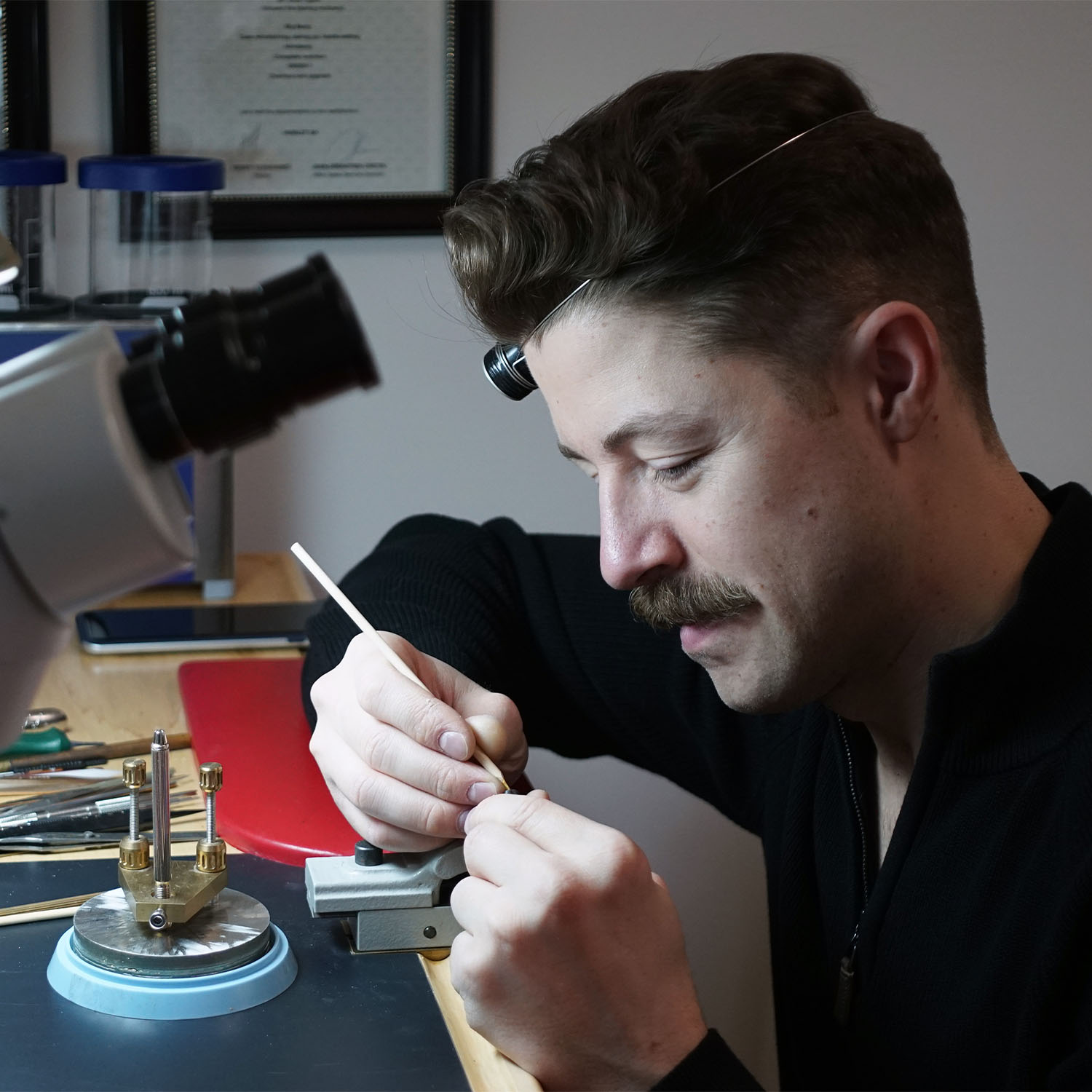 Bradley Taylor Paragon Independent Watchmaker Canada - 10