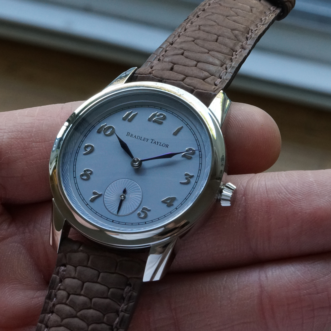 Bradley Taylor Paragon Independent Watchmaker Canada