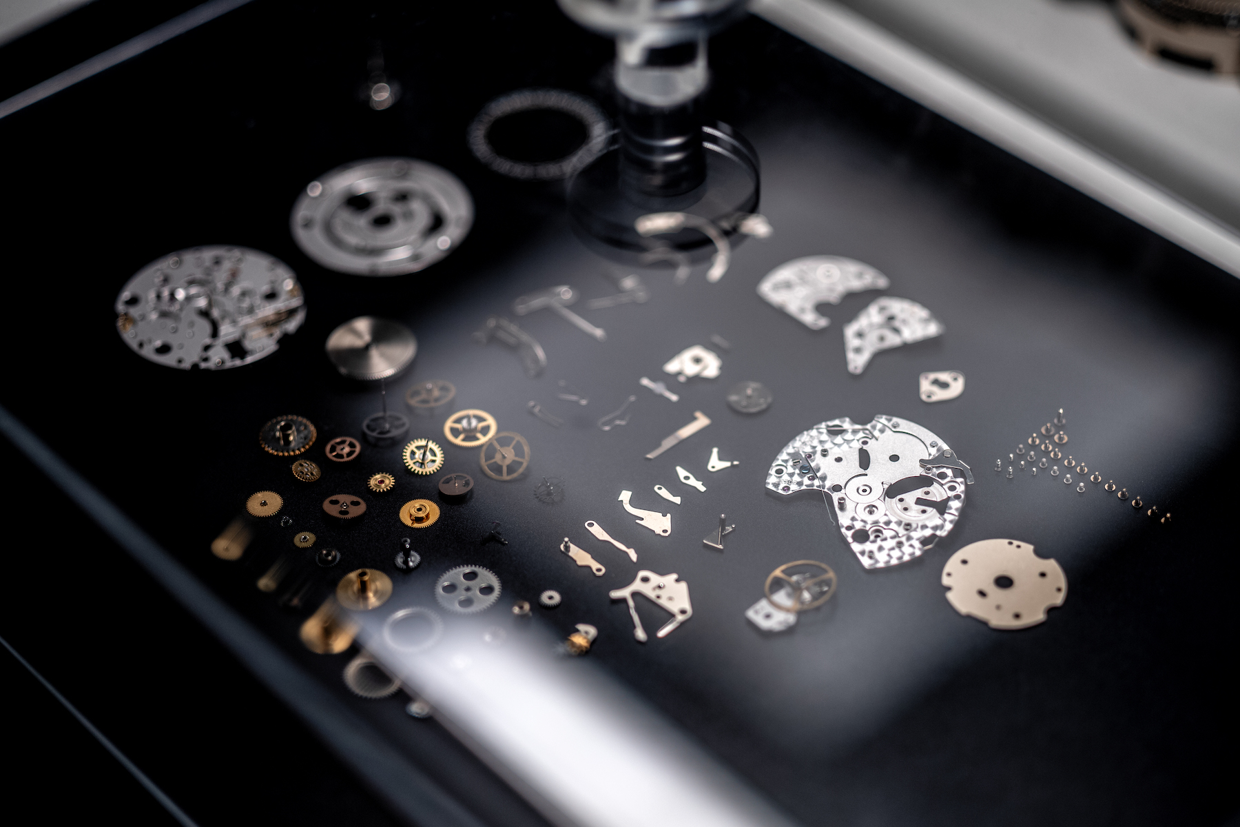 Bremont The Wing new manufacture - Alan Schaller - 34