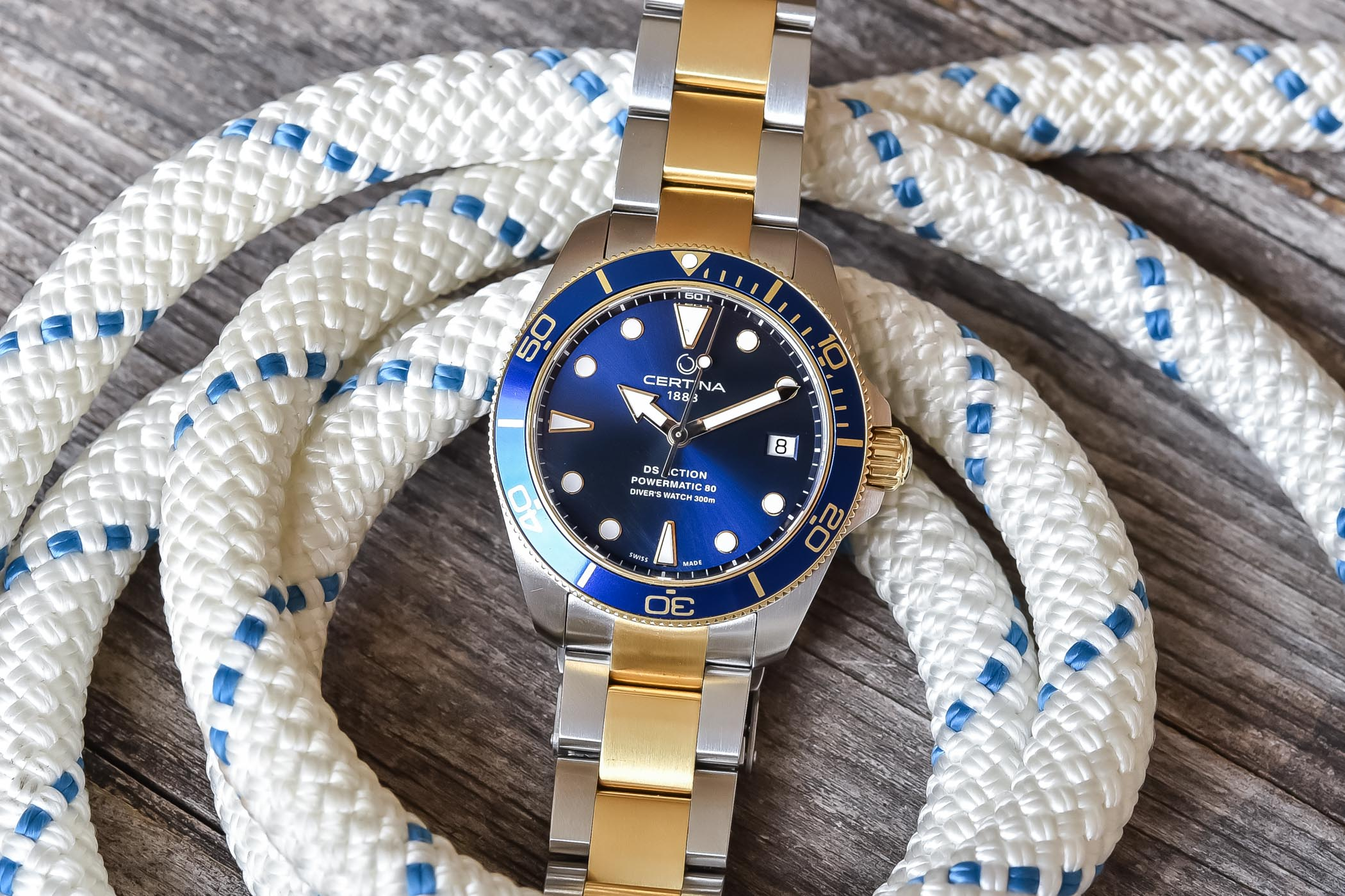 Certina DS Action Diver 38mm Sea Turtle Conservancy