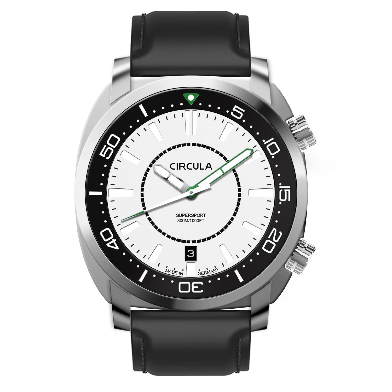 Circula SuperSport Compressor Dive Watch - 4