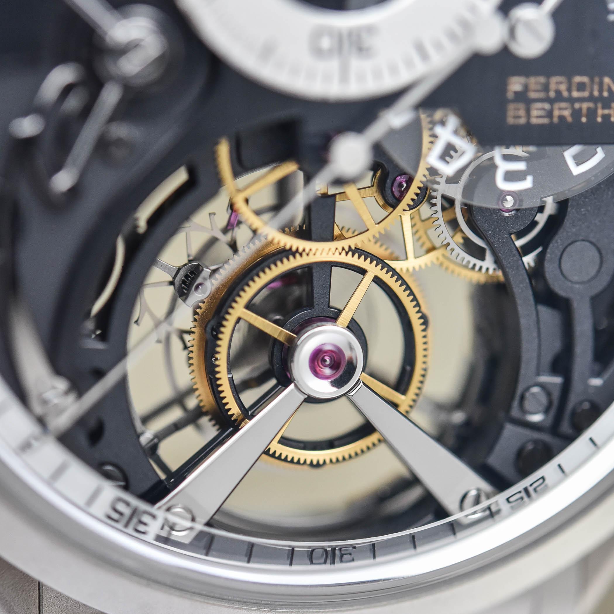 Ferdinand Berthoud Régulateur FB RS openworked - hands-on - 10