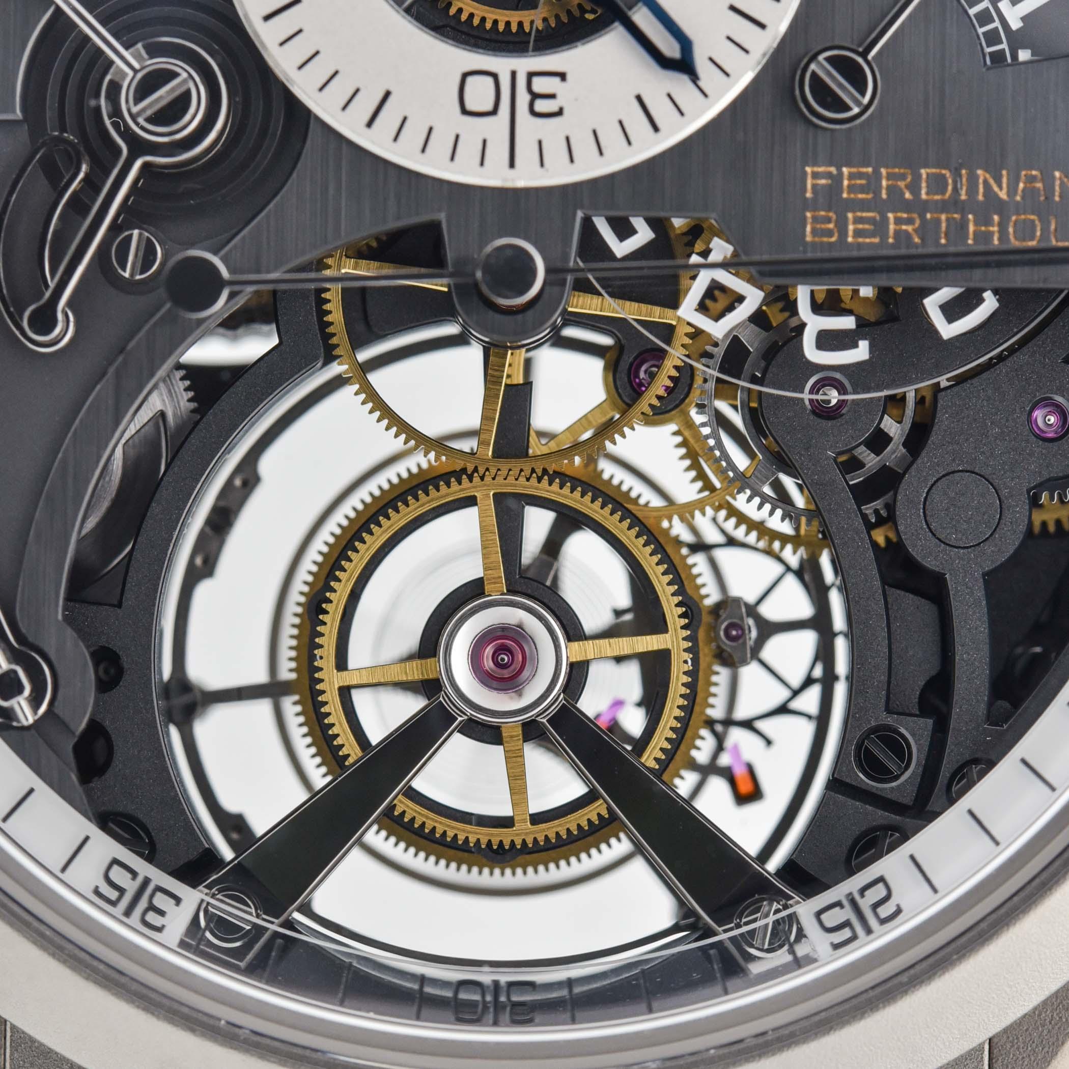 Ferdinand Berthoud Régulateur FB RS openworked - hands-on - 8