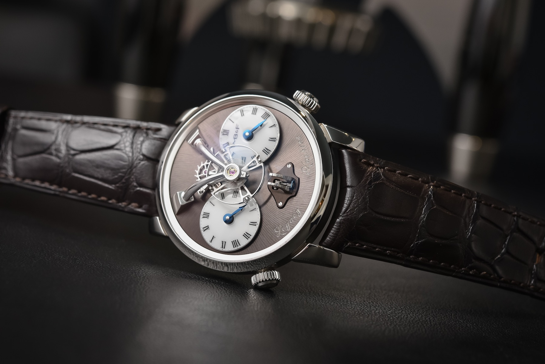 The LM1 Final Edition in Steel