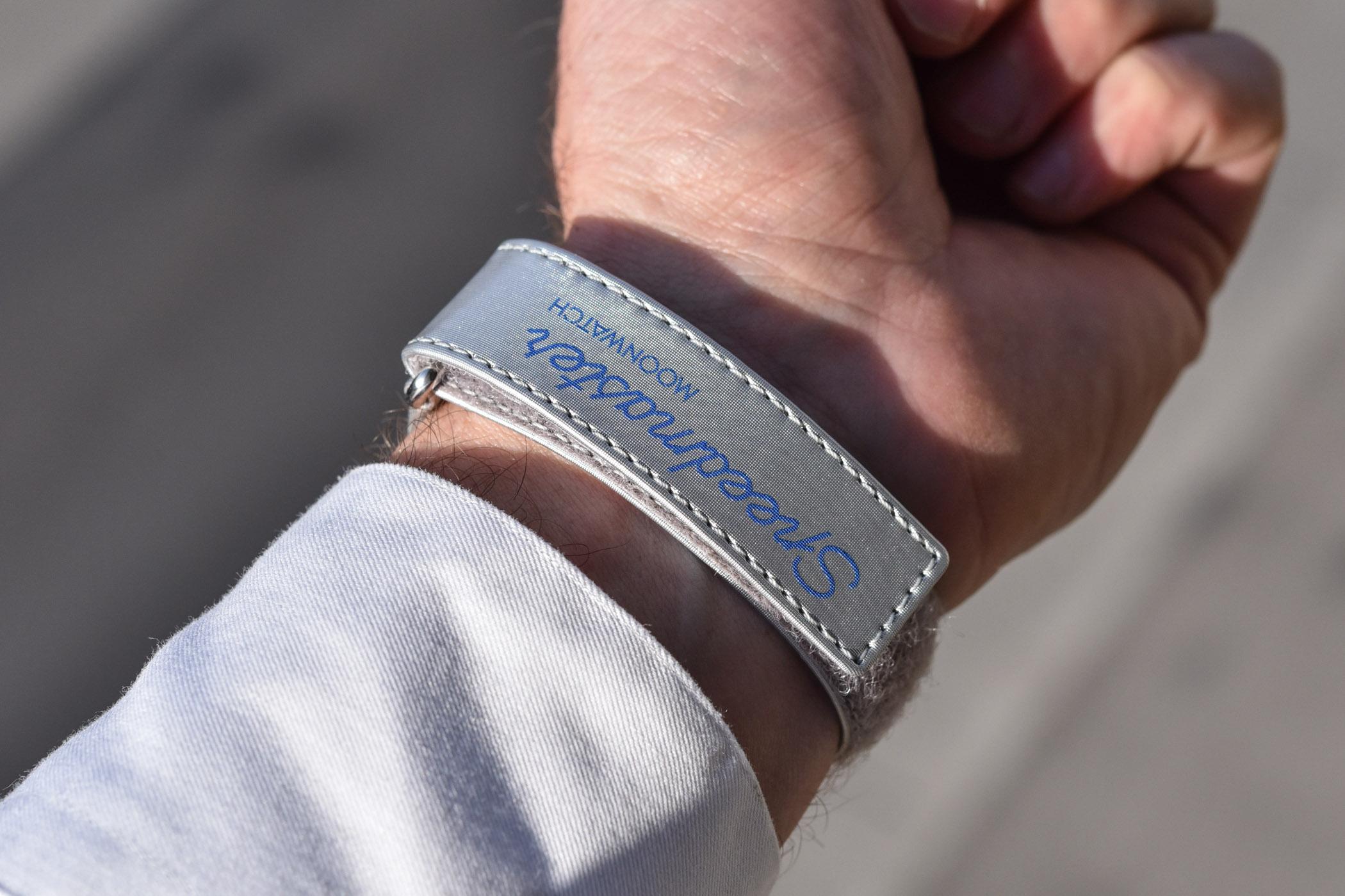 New NASA Velcro Straps for the Omega Speedmaster Moonwatch