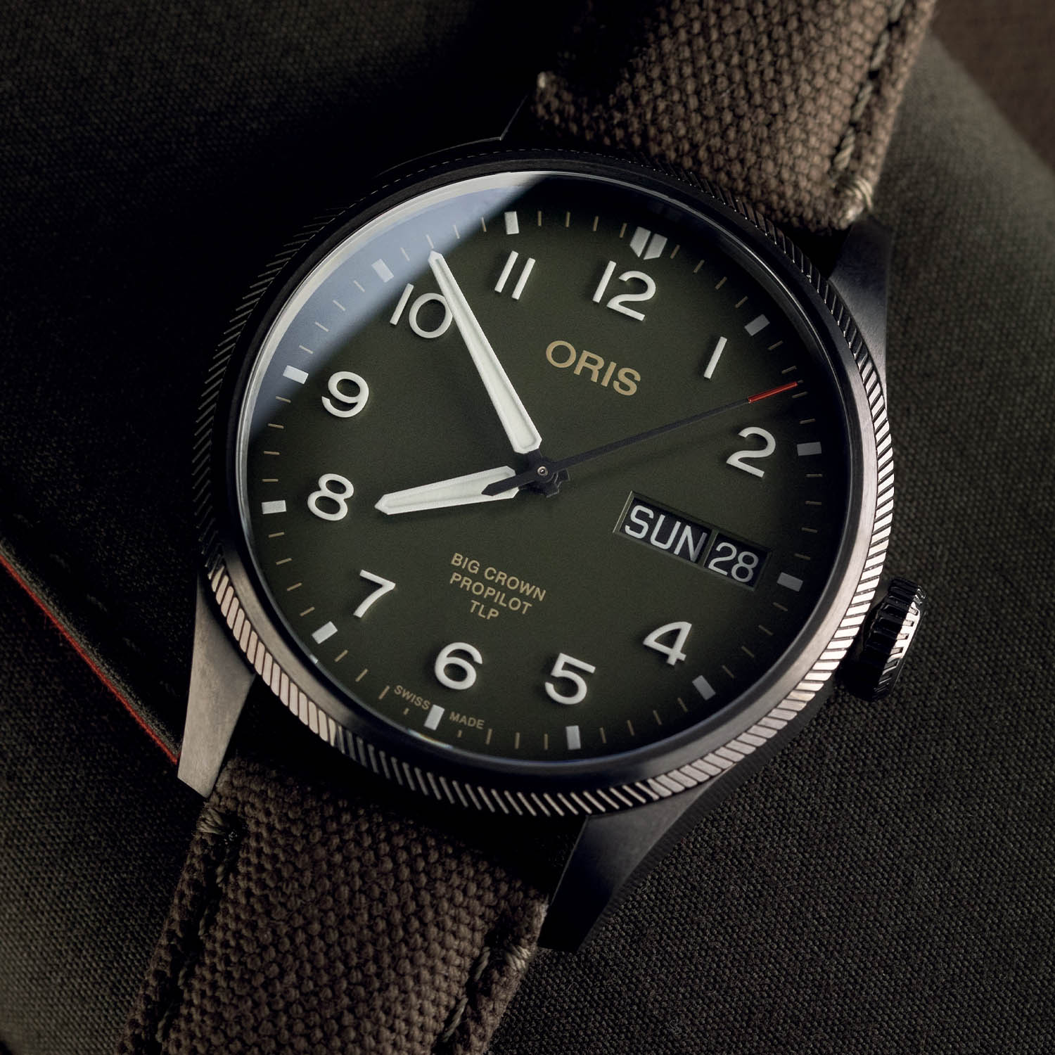 Oris Big Crown ProPilot Day Date TLP Limited Edition