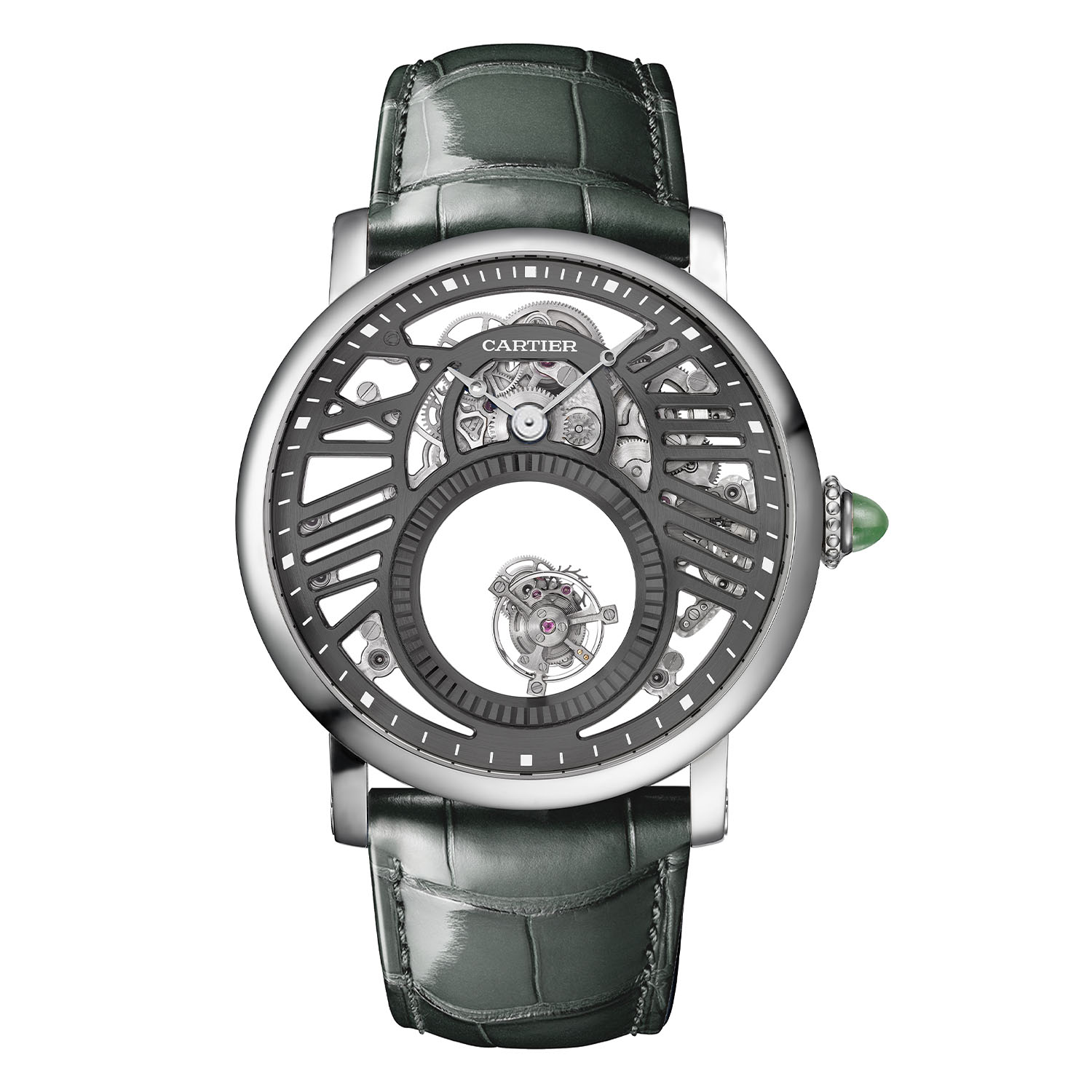 Rotonde de Cartier Precious Icon Set 2021