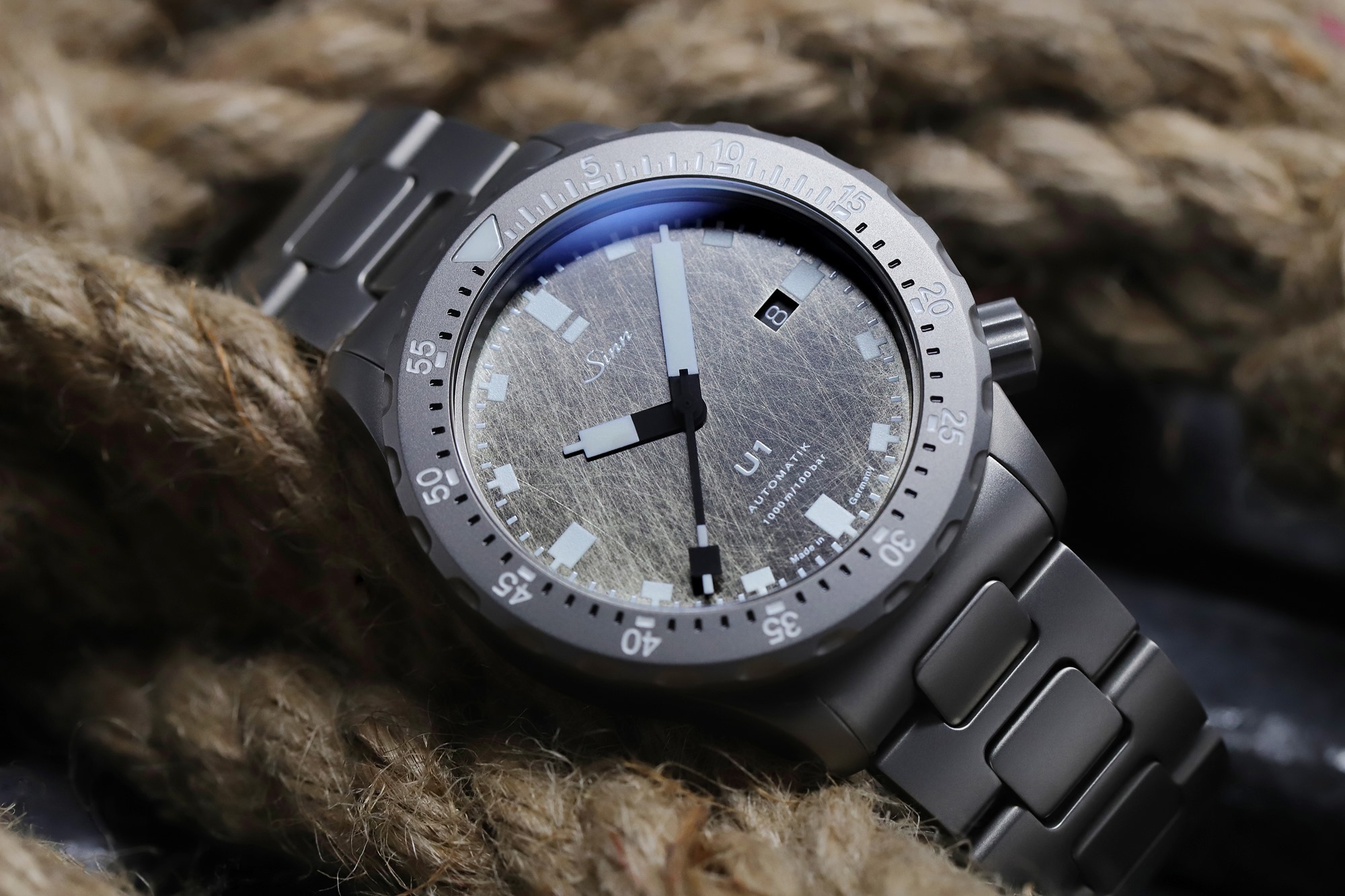 Sinn U1 DS Grinding Dial Limited Edition