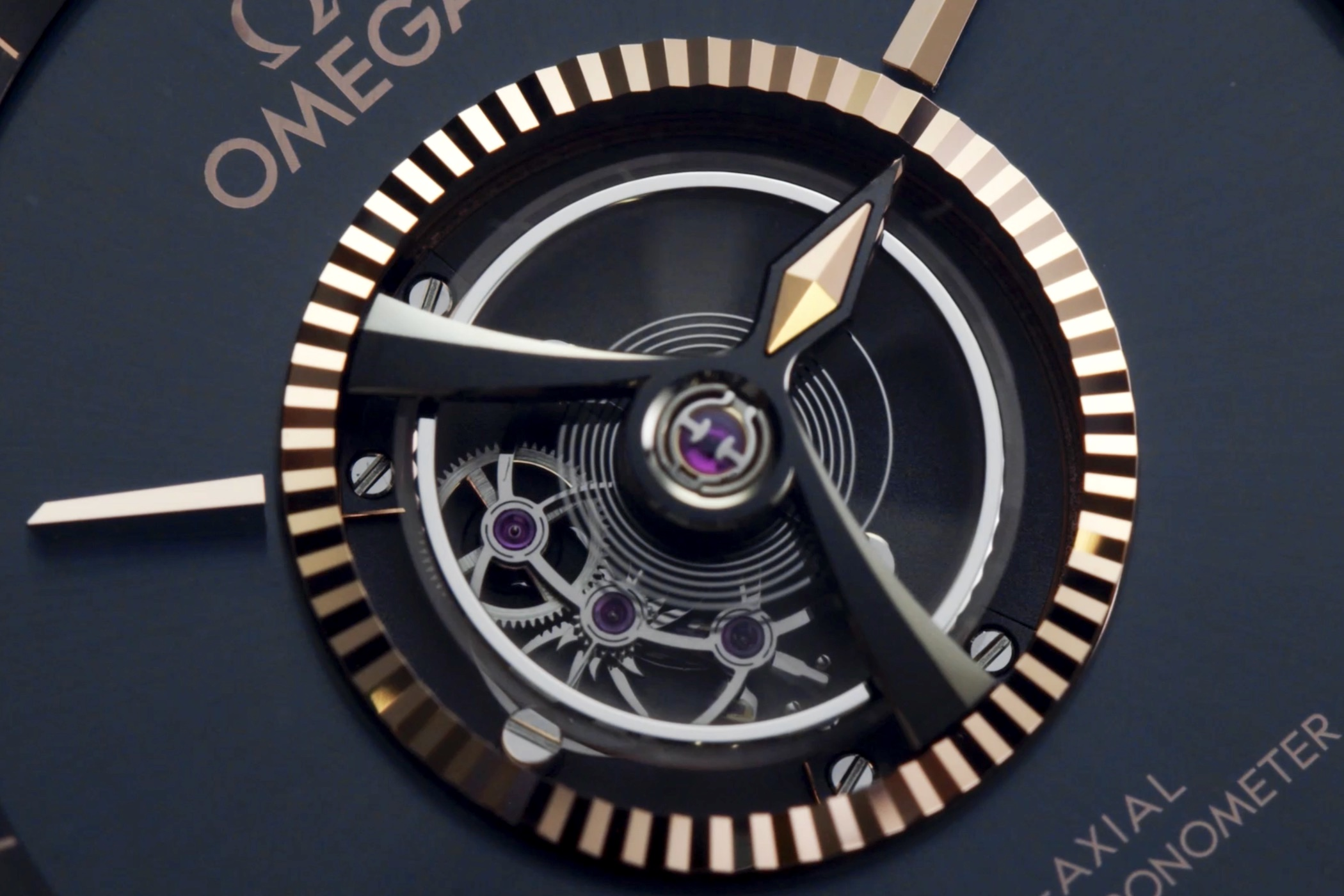 Techincal Guide Video All You Need To Know About OMEGA Co-Axial Escapement