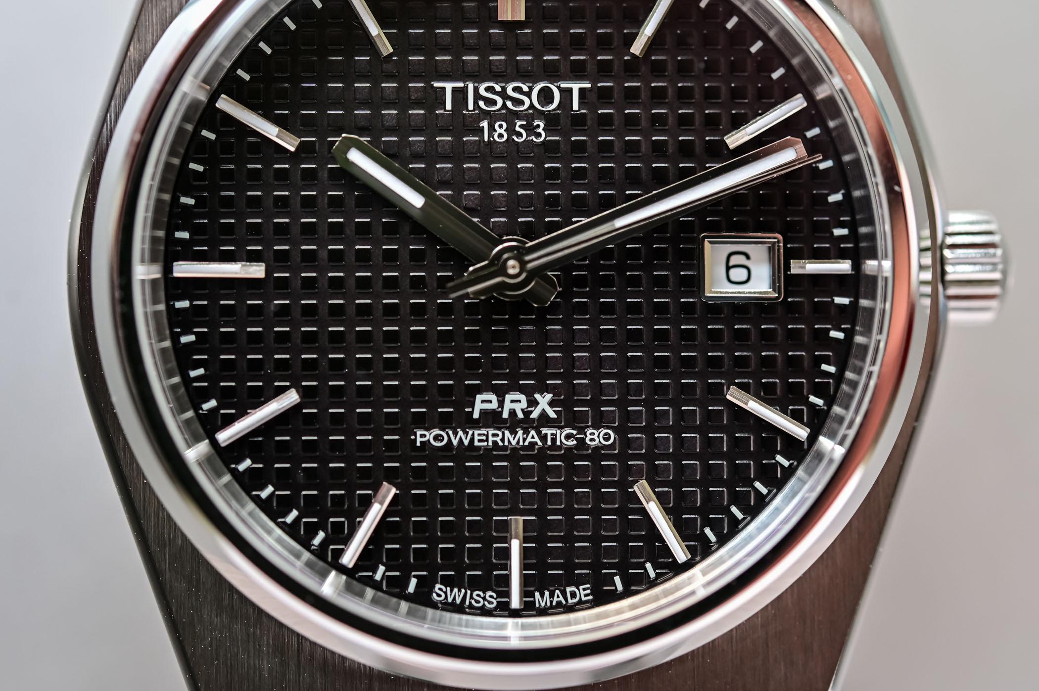 Tissot PRX 40 205 Powermatic 80 - T137.407.11.051.00