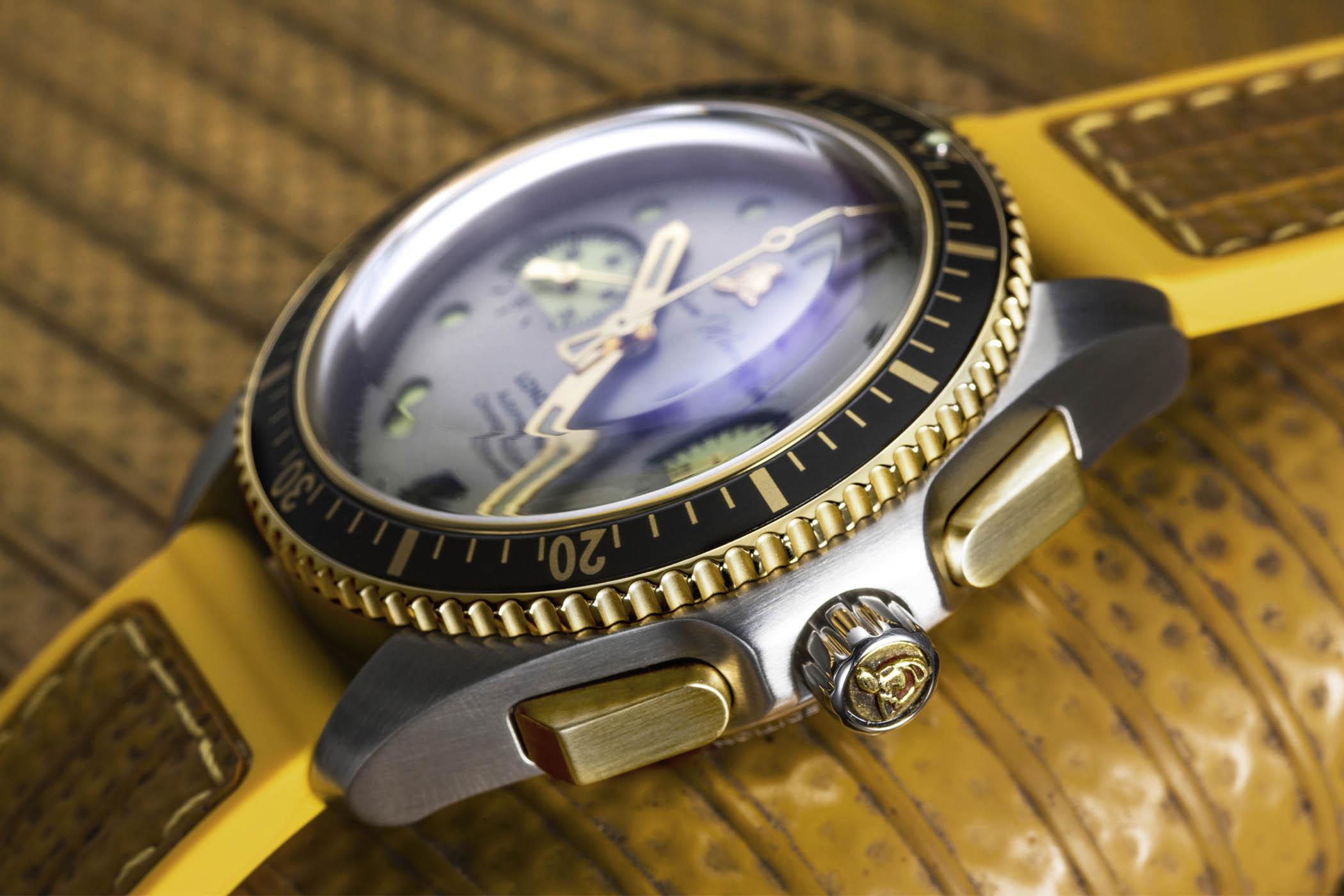 William Wood Triumph Chronograph Collection