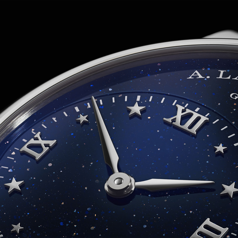 2021 A Lange Sohne Little Lange 1 Moon Phase Gold FLux - 6