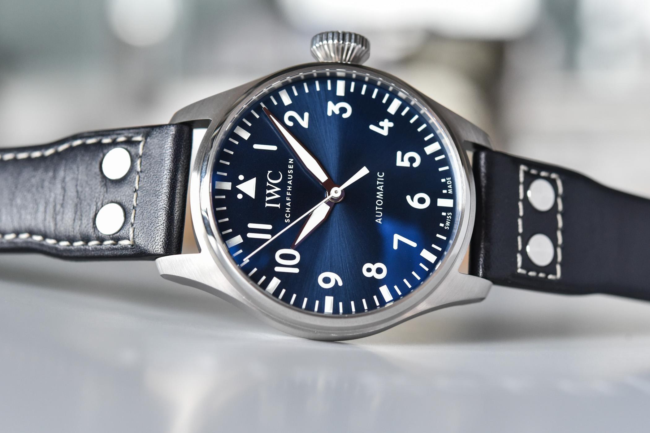 IWC Big Pilots Watch 43 IW329303