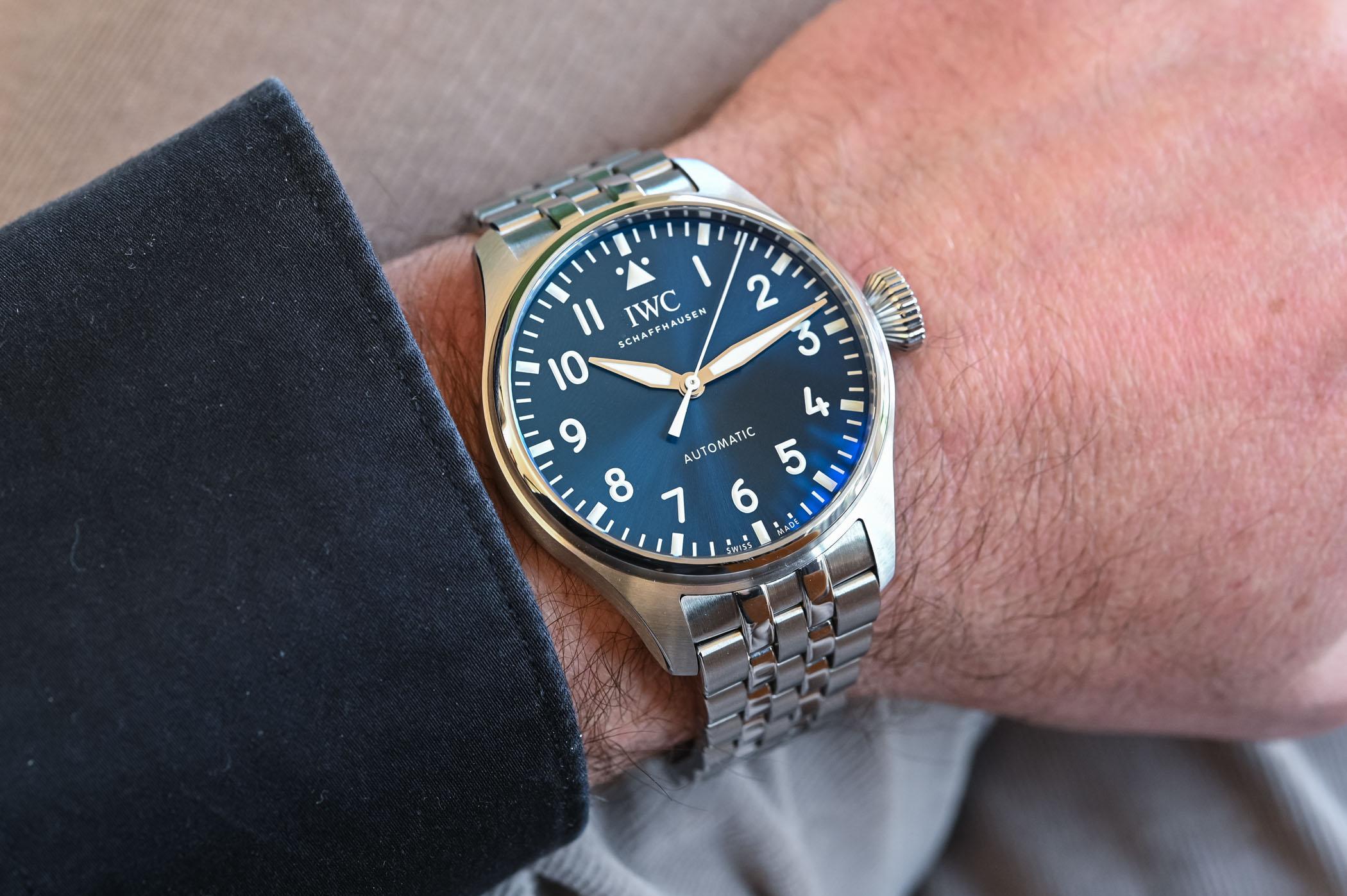 IWC Big Pilots Watch 43