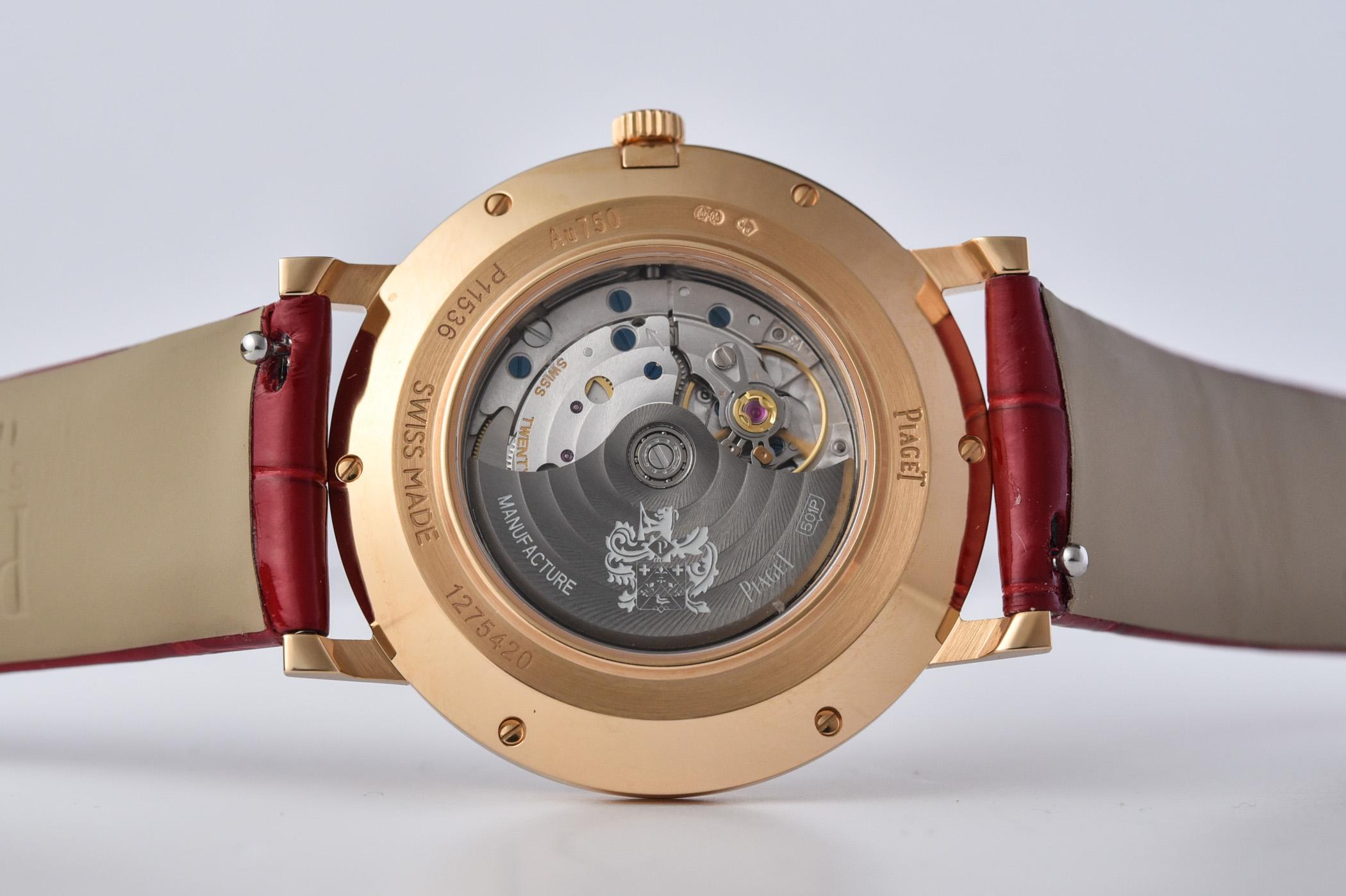 2021 Piaget Altiplano Origin 35mm