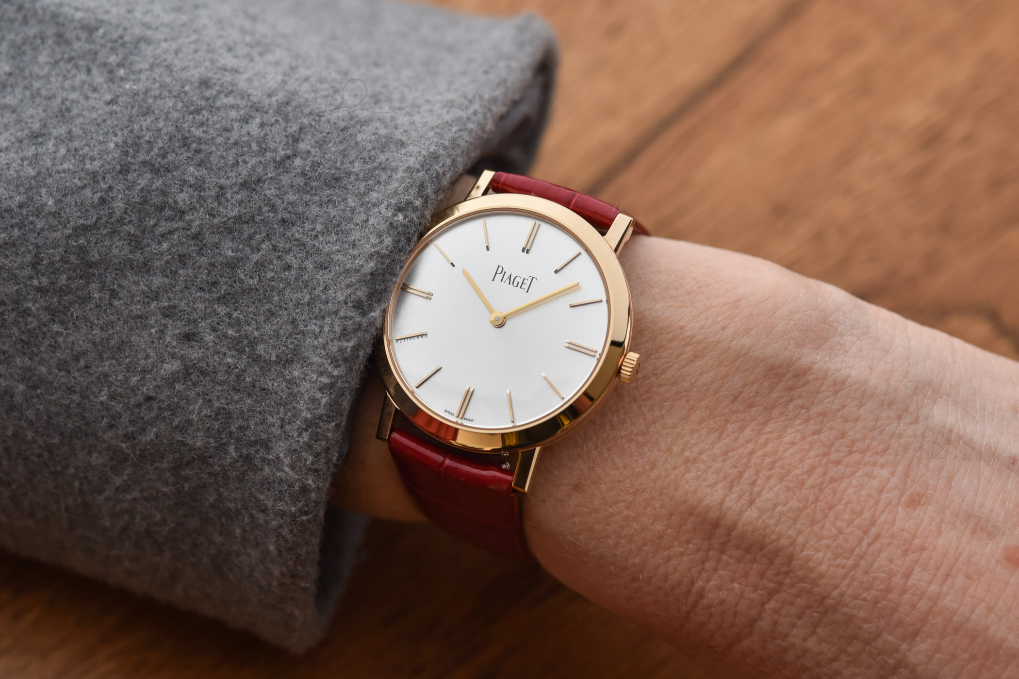 2021 Piaget Altiplano Origin 35mm