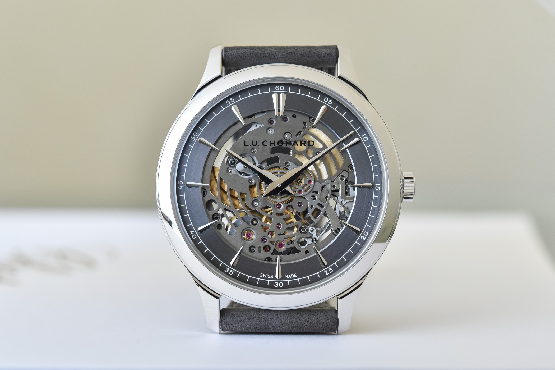 Chopard L.U.C. XP Skeletec 2021 edition 161984-1001