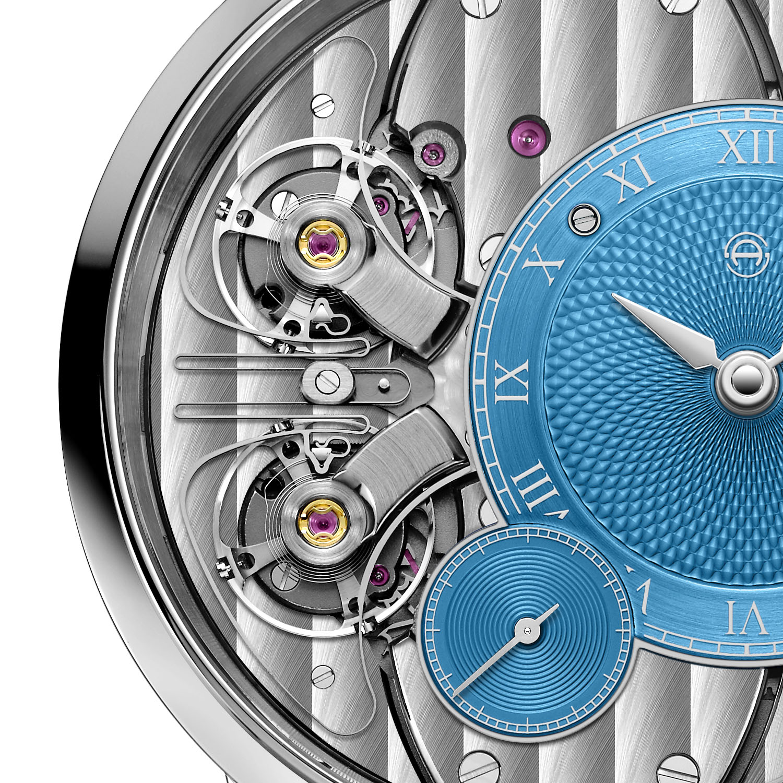 Armin Strom Pure Resonance Sky Blue