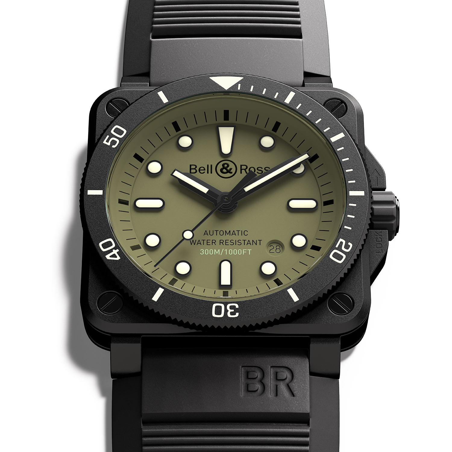 Bell & Ross BR 03 Diver Military