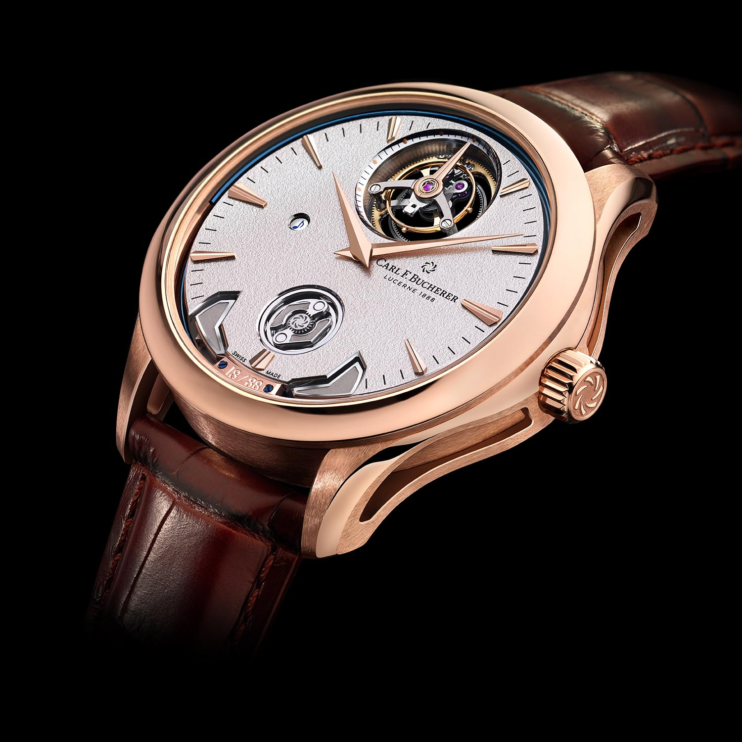 Carl F. Bucherer Manero Minute Repeater Symphony Triple Peripheral