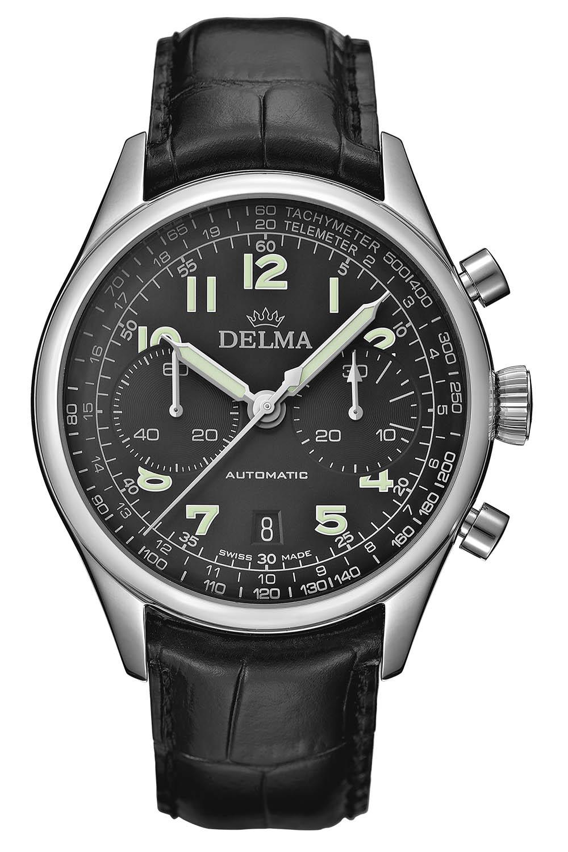 Delma Heritage Chronograph LE - 7