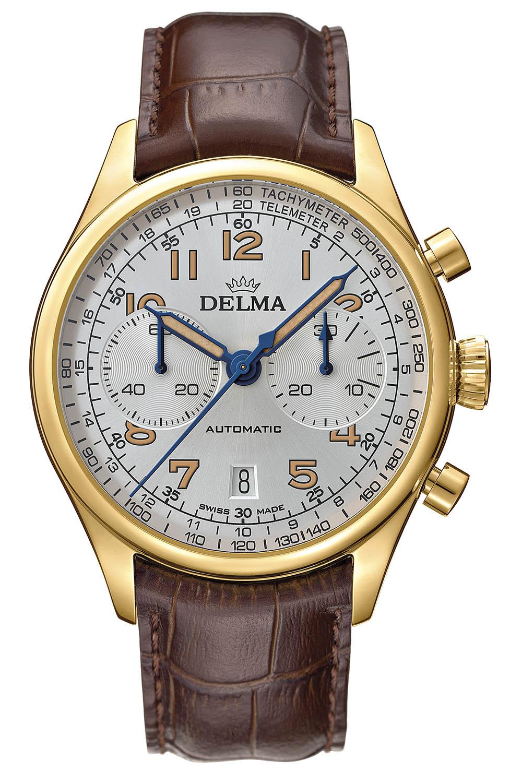 Delma Heritage Chronograph LE - 8