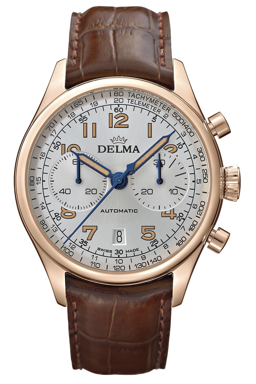 Delma Heritage Chronograph LE - 9
