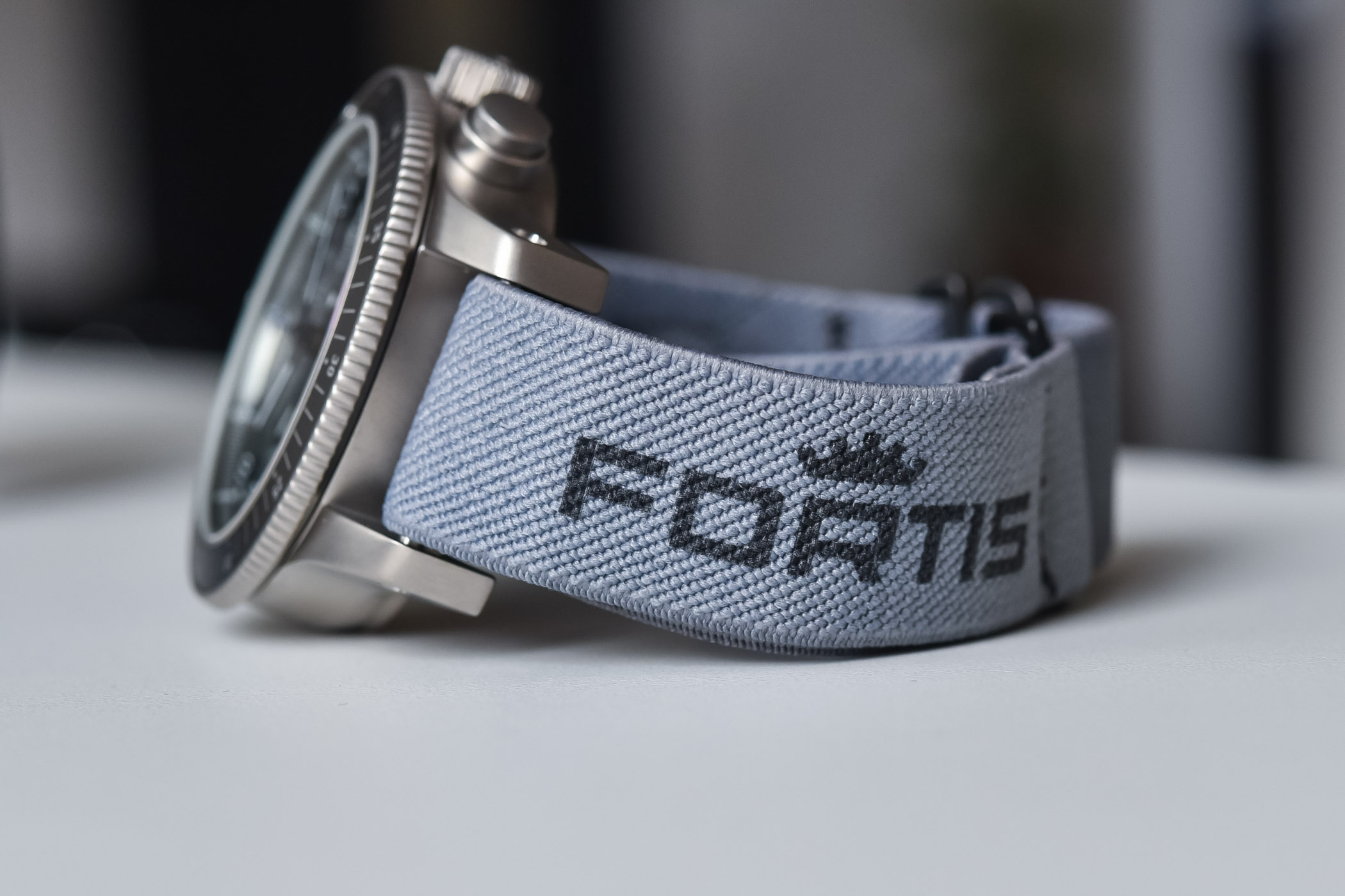 Fortis Official Cosmonauts Chronograph Amadee-20
