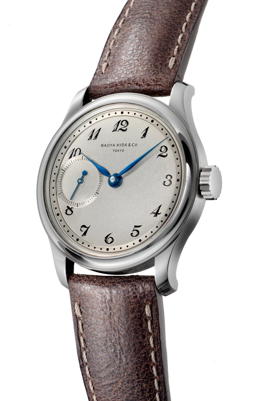 Naoya Hida Type 1C - independent watchmaking japan - 1