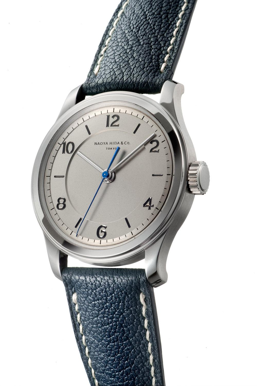 Naoya Hida Type 2B - independent watchmaking japan - 1