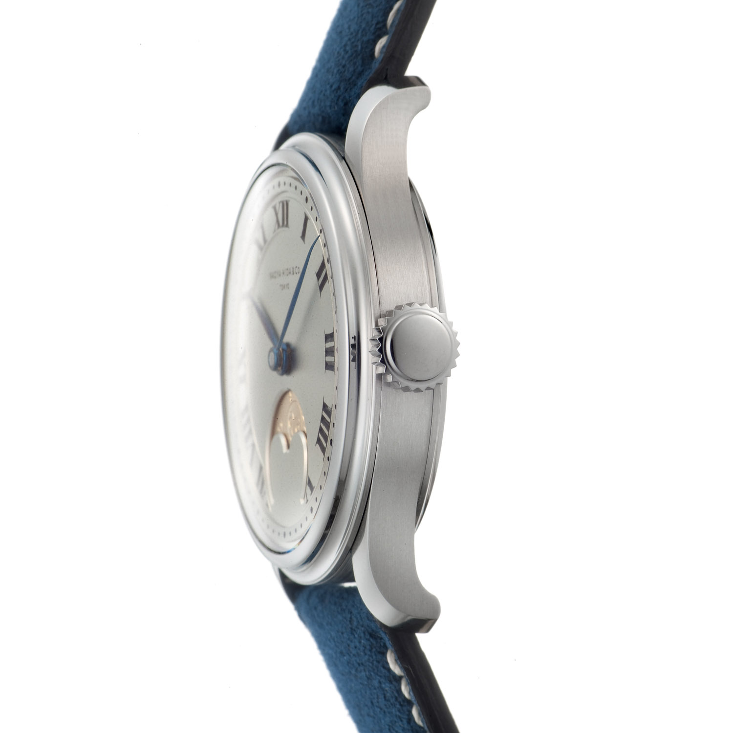 Naoya Hida Type 3A Moon Phase - independent watchmaking japan - 2