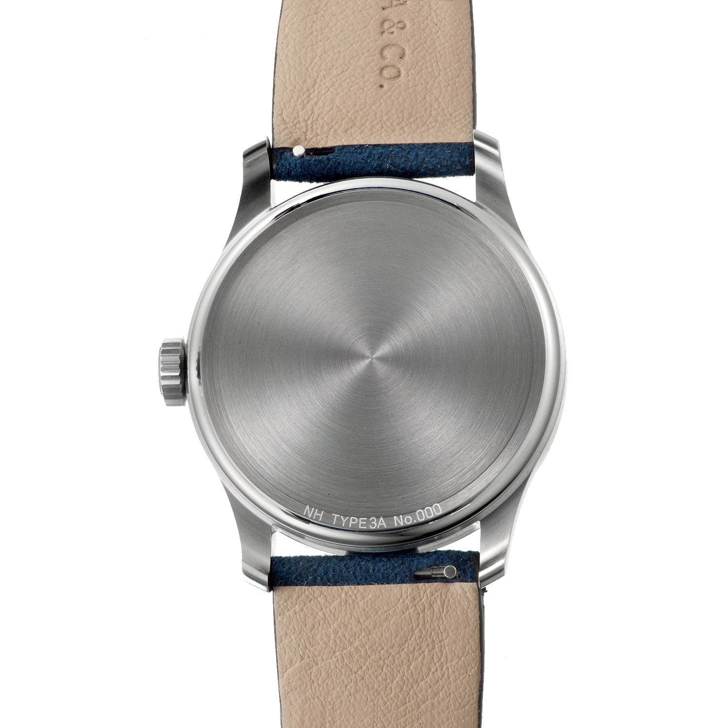 Naoya Hida Type 3A Moon Phase - independent watchmaking japan - 3