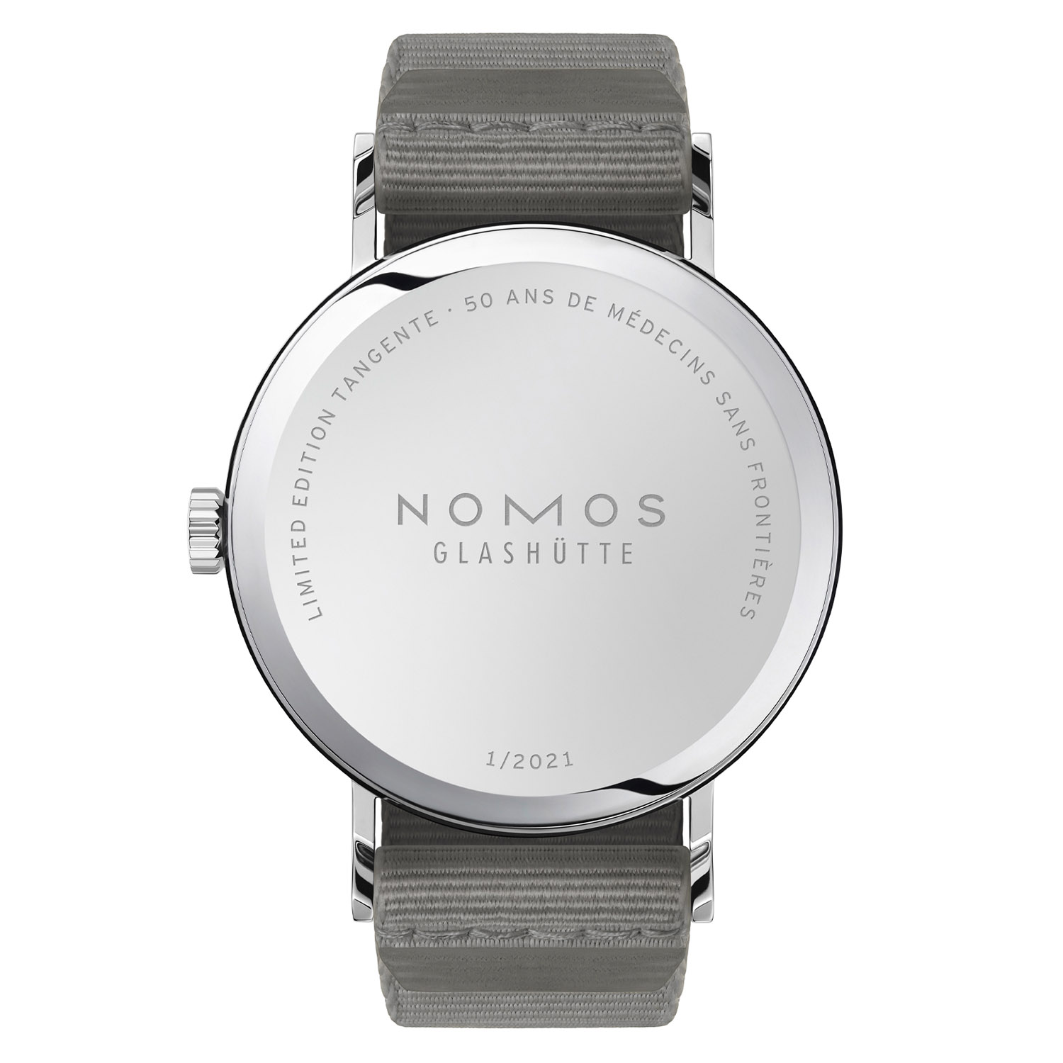 Nomos Tangente 38 MSF - 50 years of Doctors Without Borders