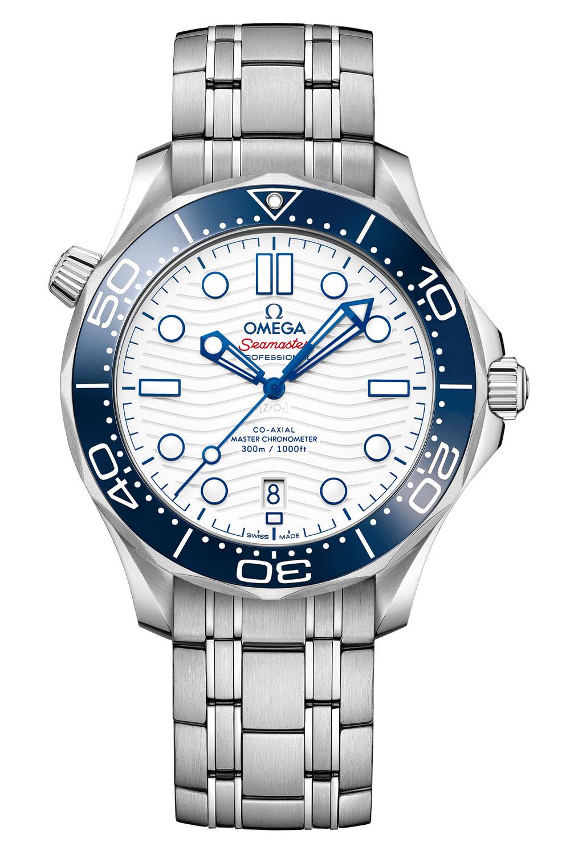 Omega Seamaster Diver 300M Tokyo 2020 - 522.30.42.20.04.001