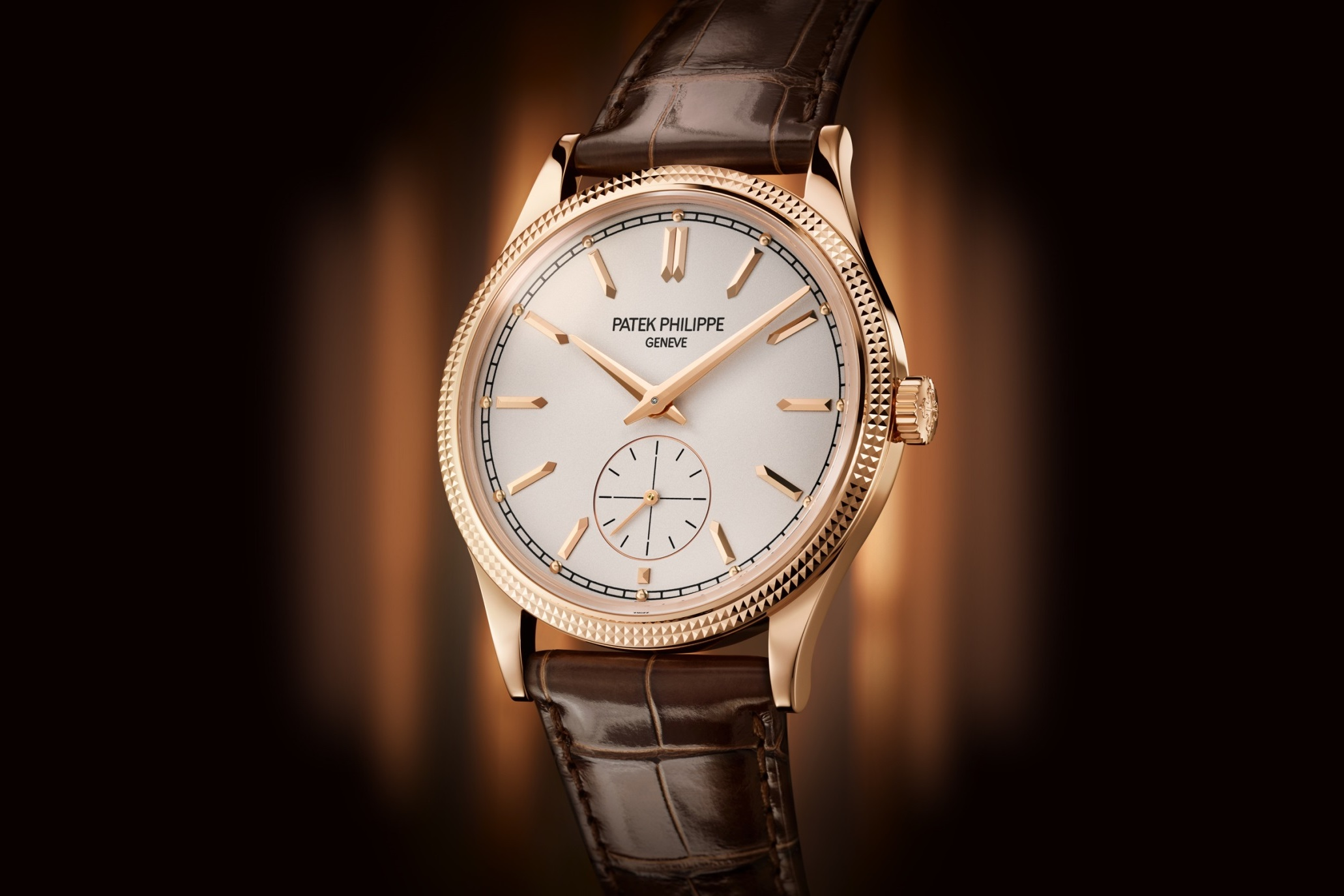 "Introducing Patek Philippe Calatrava ""Clous de Paris"" 6119 Hand-Wound"