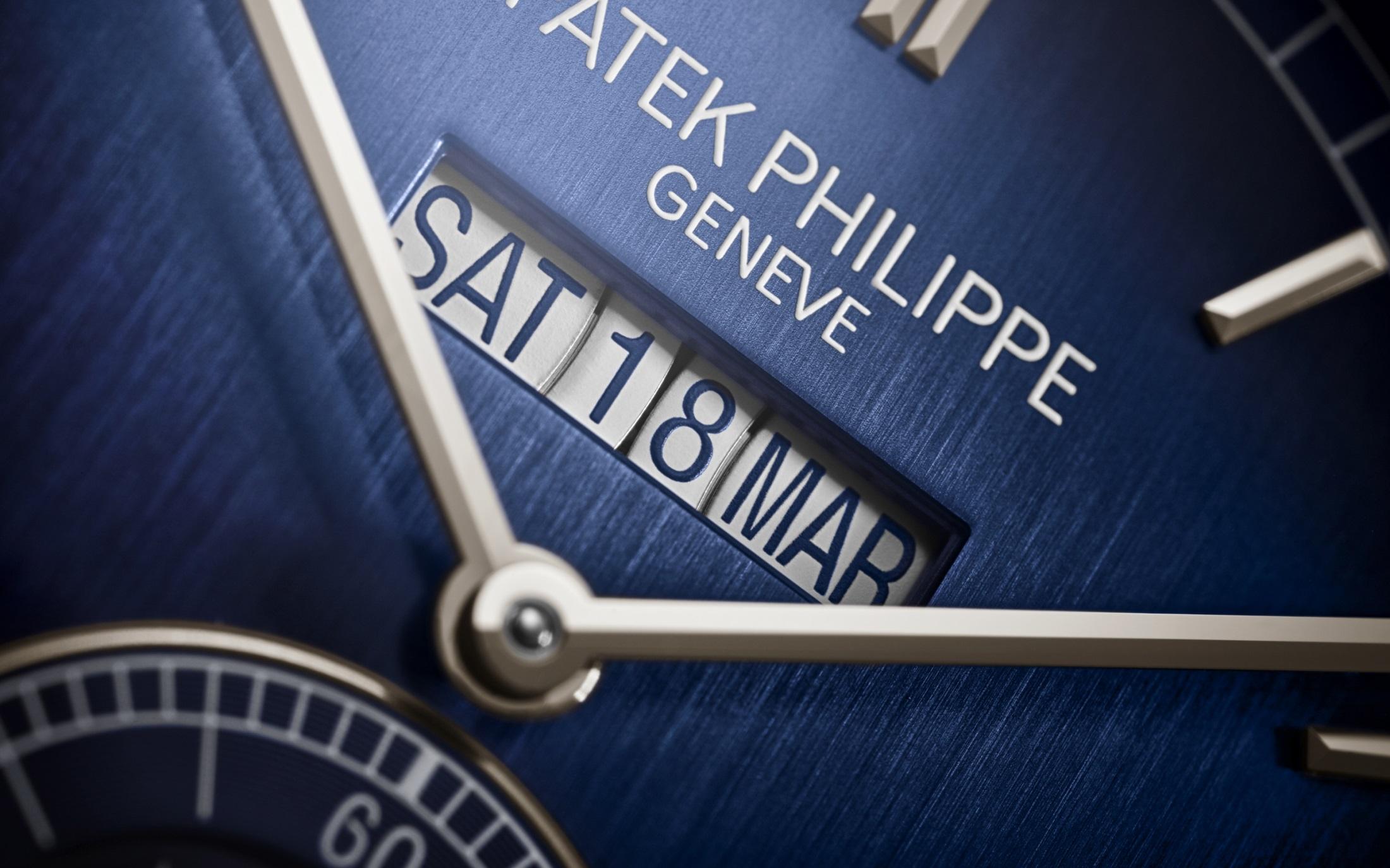 Patek Philippe In-line Perpetual Calendar 5236P-001