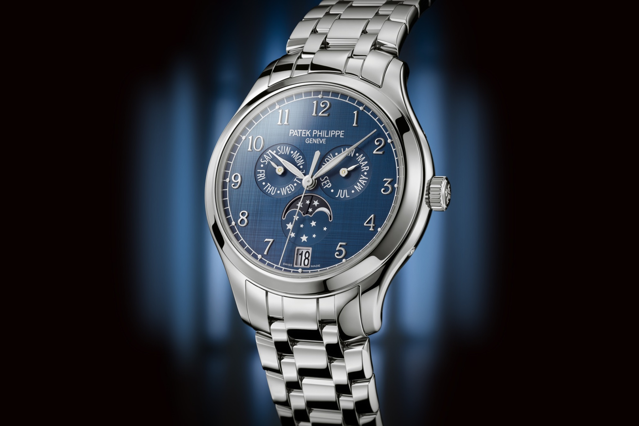 Patek Philippe Annual Calendar 4947A Stainless Steel