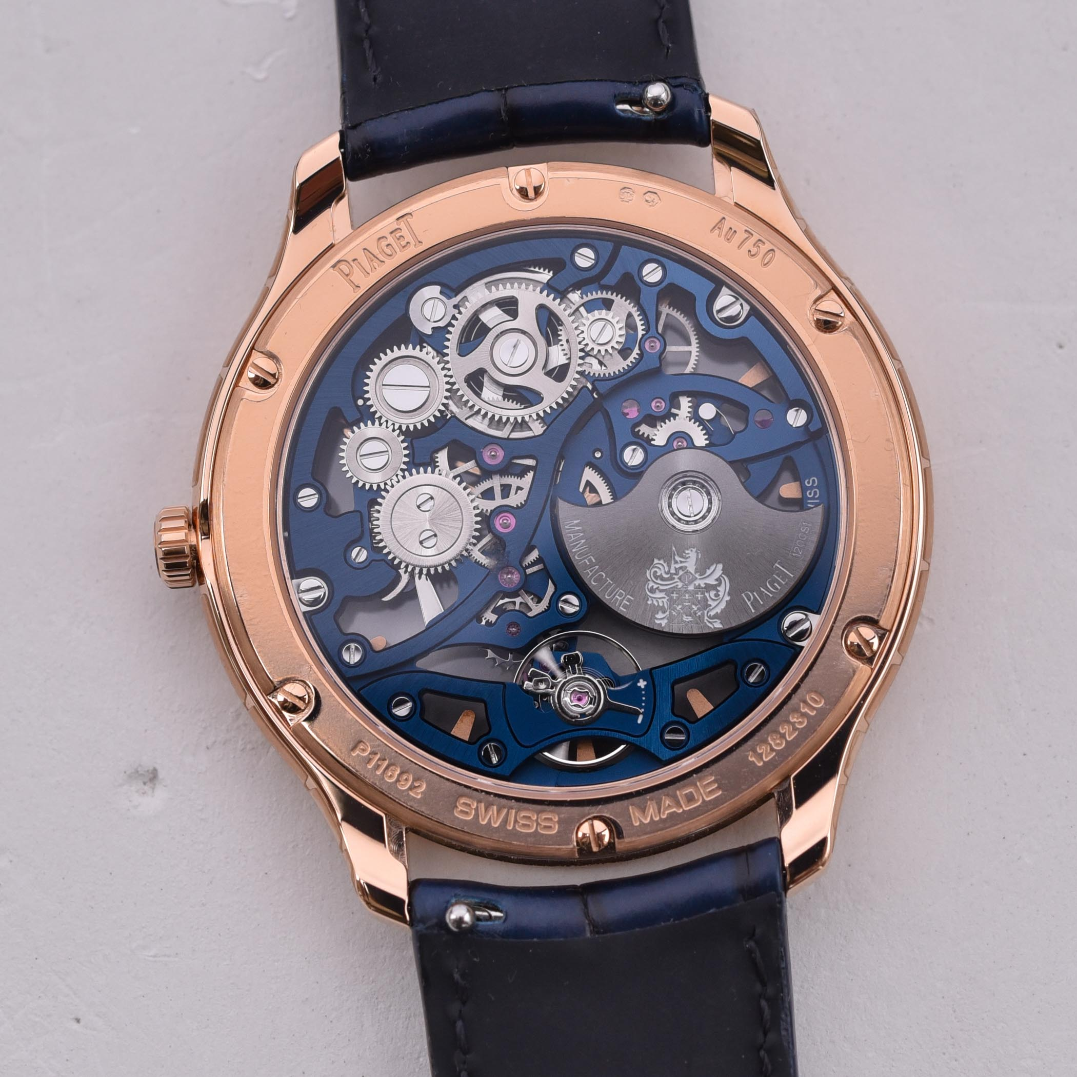 Piaget Polo Skeleton Gold Editions 2021