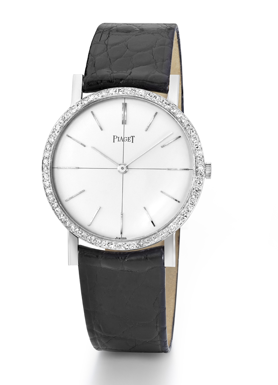 Piaget_Patrimony Private Collection_WG ultra-thin 9P watch with Diamonds_1961_LR