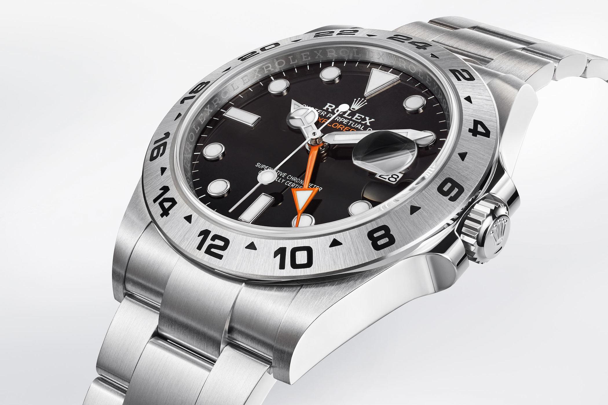 Rolex Explorer II 226570 - 2021