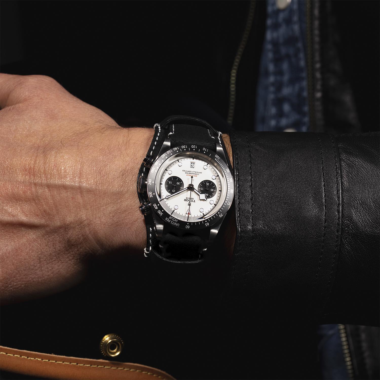 Tudor Black Bay Chrono Panda 79360N - 2021 - 4