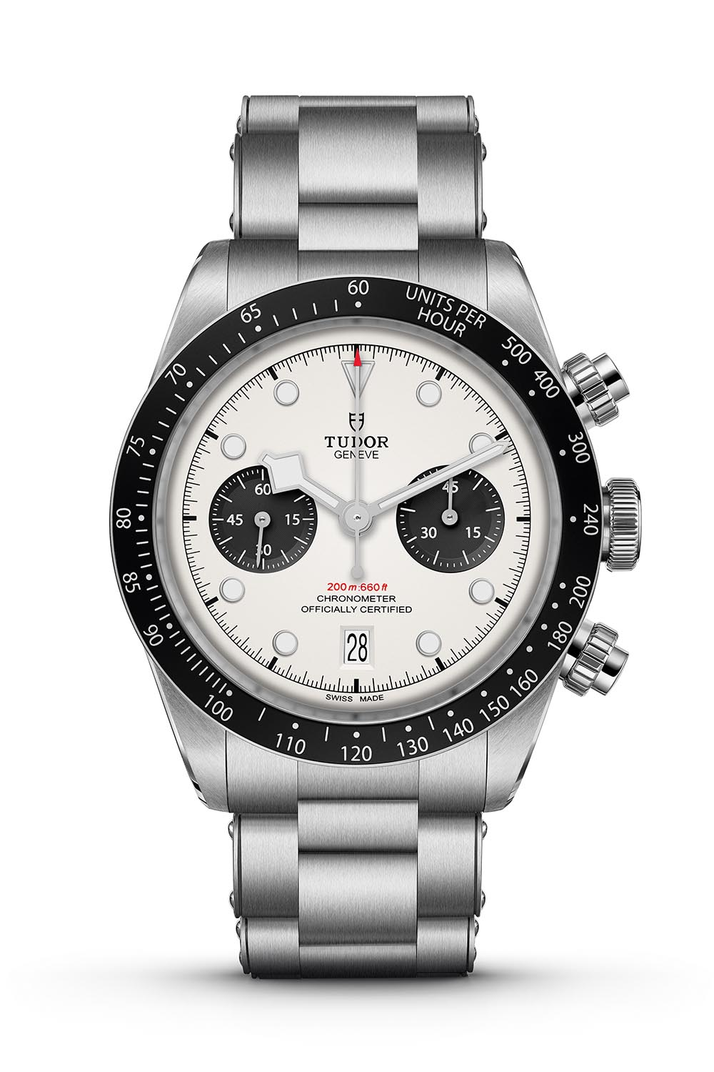 Tudor Black Bay Chrono Panda 79360N - 2021 - 8