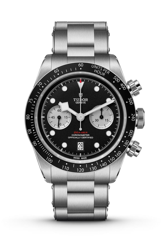 Tudor Black Bay Chrono Panda 79360N - 2021 - 9